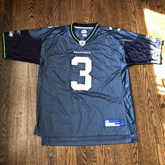 Seahawks jersey vintage Josh Brown a9